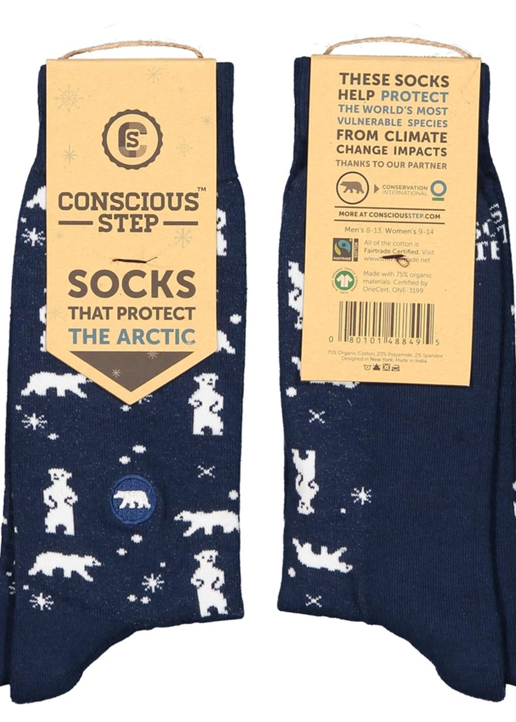 Socks That Protect the Arctic (men's)