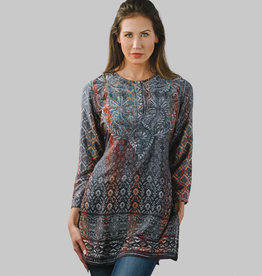 Steel Blue Deena Tunic