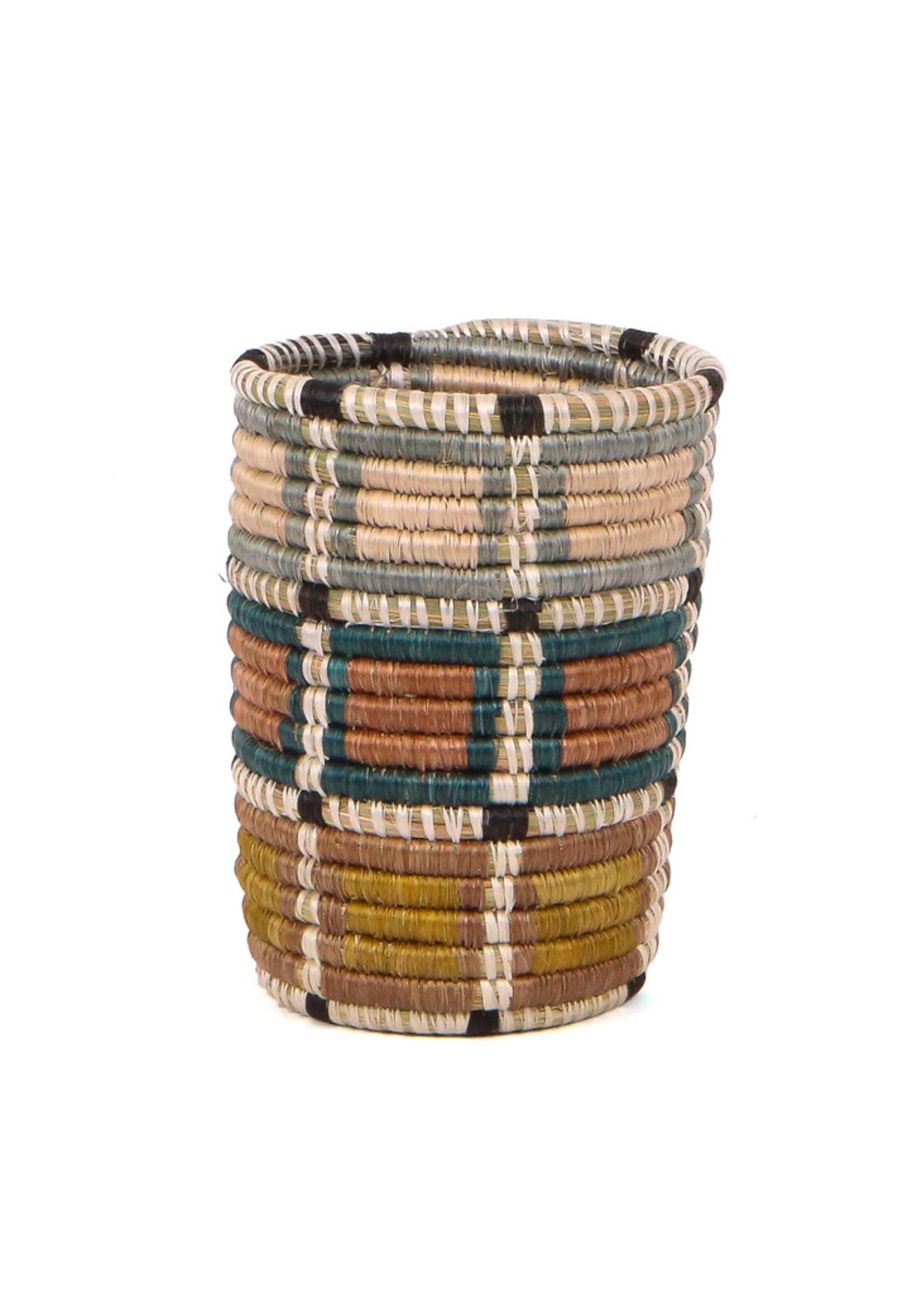 Kazi Tiny Sand Vase