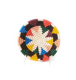 Kazi Small Black Neon Nyota Basket