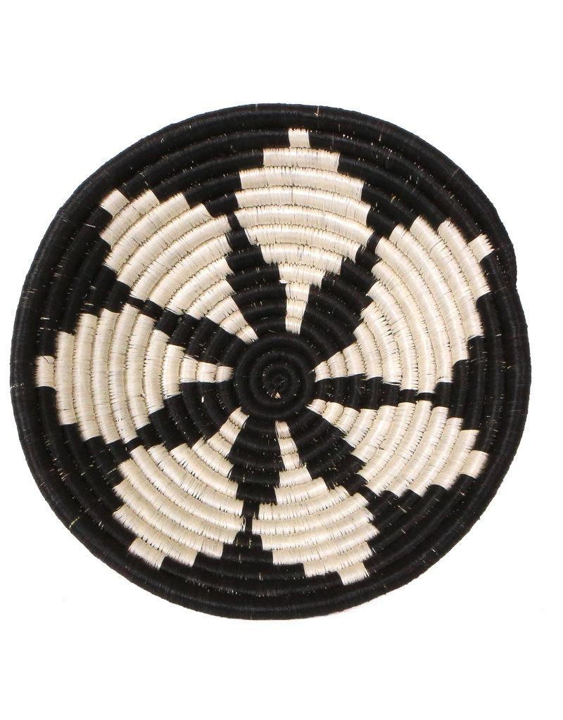 Kazi Medium Black Hope Basket