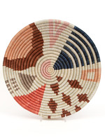 Kazi Medium Coral Cheza Basket