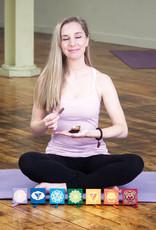 dZi Red Root Chakra Mini Meditation Bowl