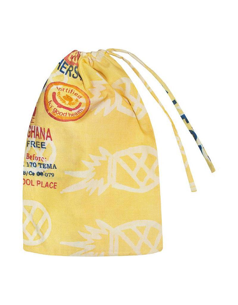 Global Mamas Small Recycled Flour Sack Produce Bags