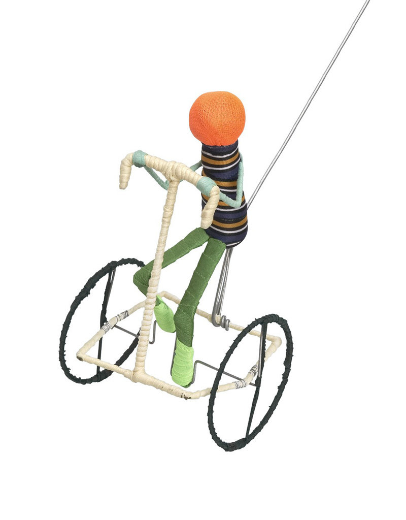 Galimoto Bicycle Toy