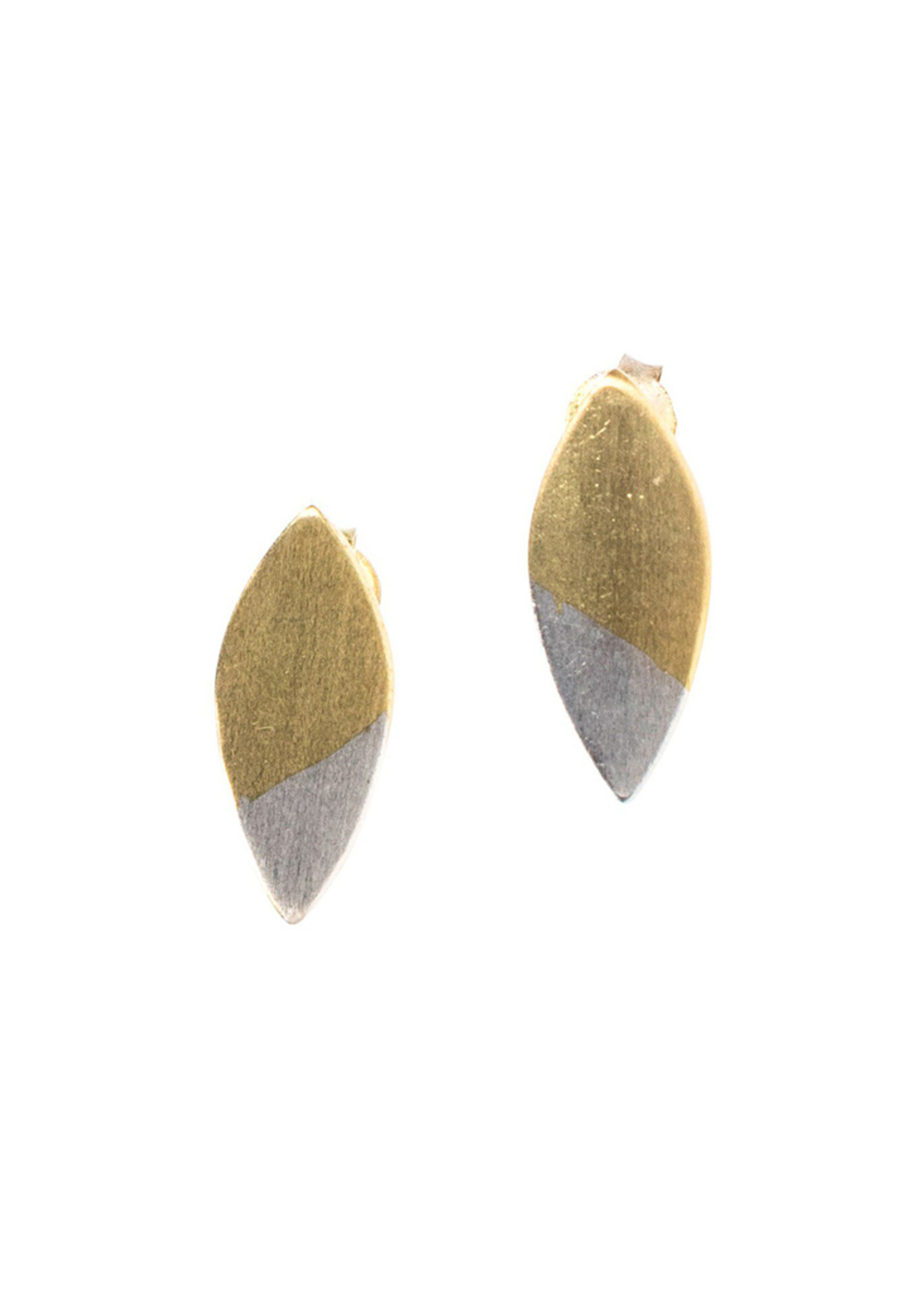 Rajana Touch of Silver Earrings