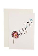 Quilled Wish for Birds Card