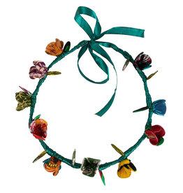 Sari Flower Power Crown