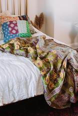 Sari Throw Blanket