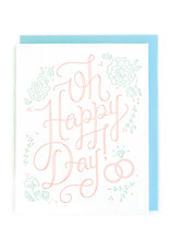 Good Paper Oh Happy Day Card
