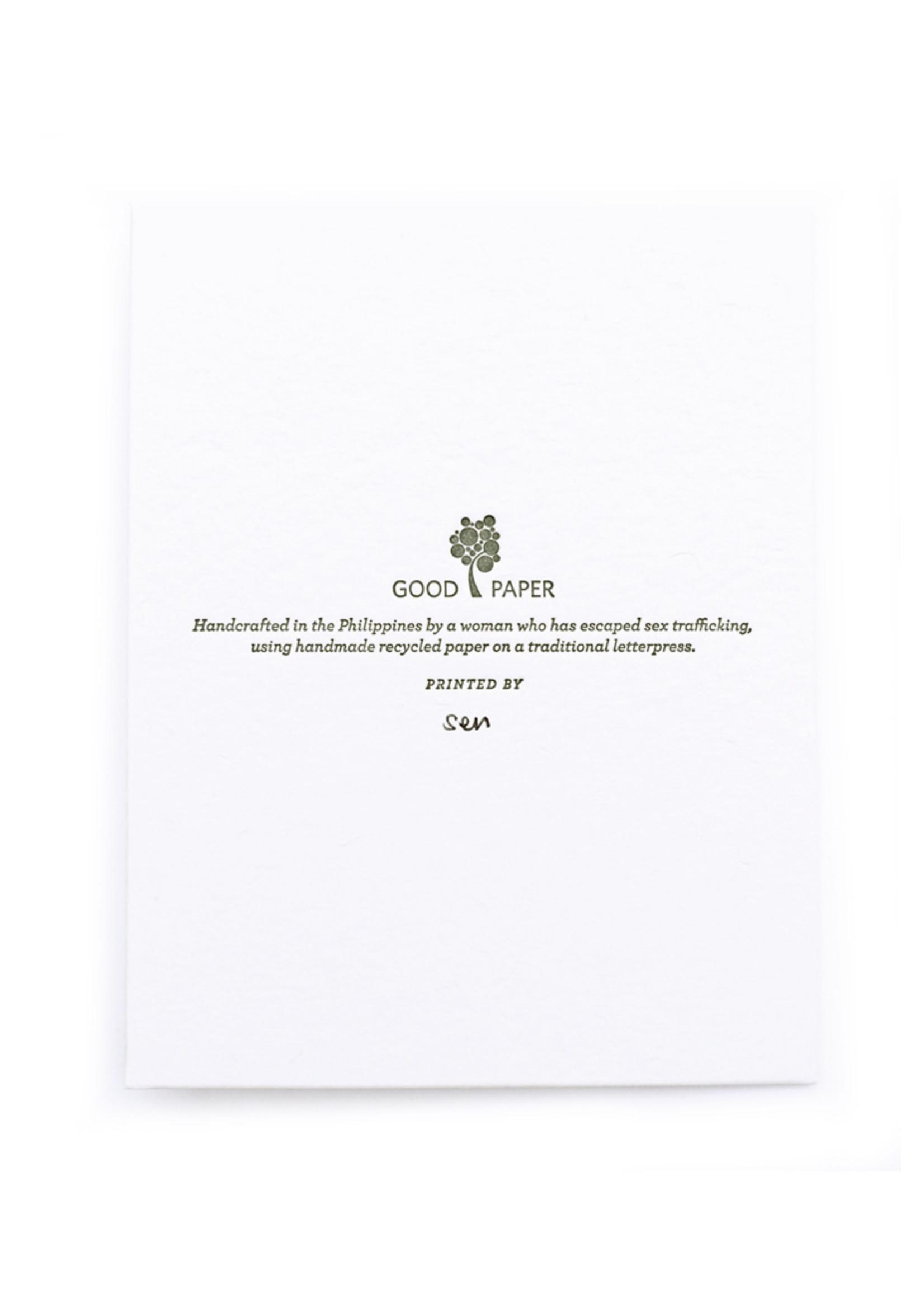 Good Paper You're The Shih-Tzu Birthday Card