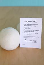 Ganesh Himal Felt Dryer Ball Set