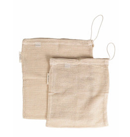 MESH Reusable Cotton Mesh Produce Bag Set