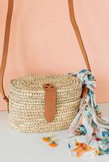 Crossbody Basket Purse