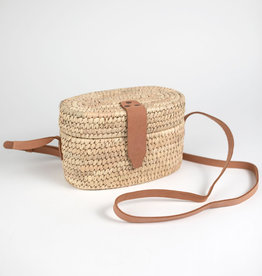 Crossbody Basket Purse