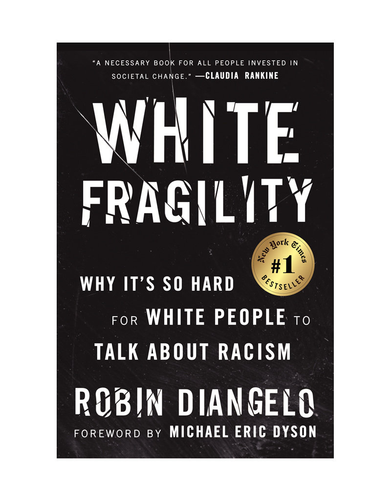 White Fragility Book - HumanKind Fair Trade