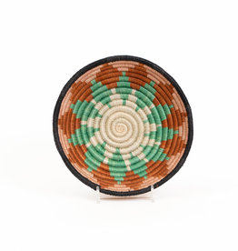 Kazi Small Canyon Clay Burst Basket