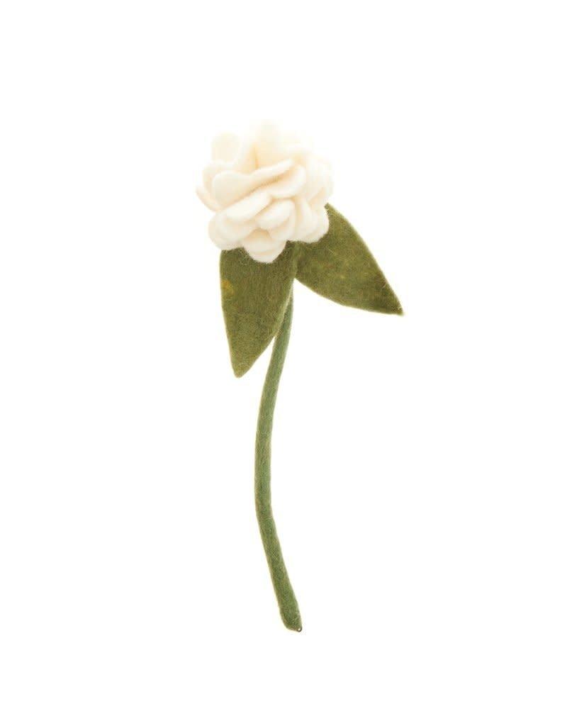 Global Goods Partners Geranium Felt Flowers