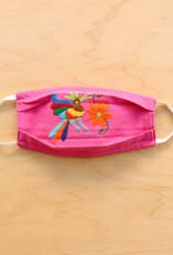 Pink Otomi Face Mask