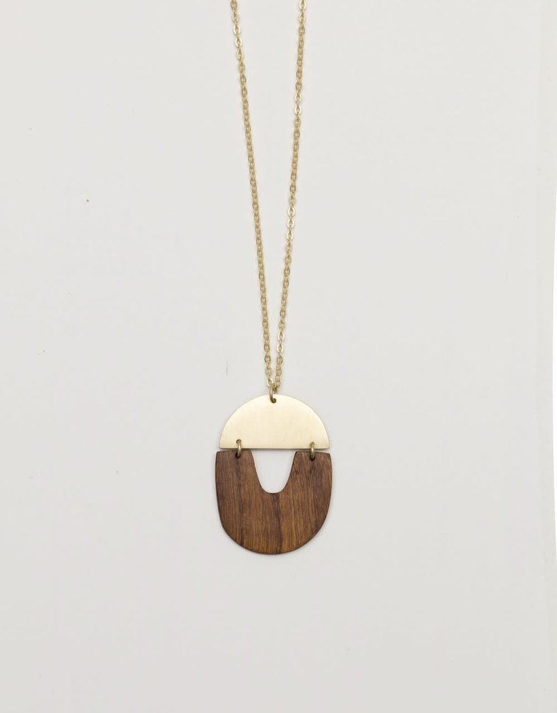 YEWO Temwa Necklace