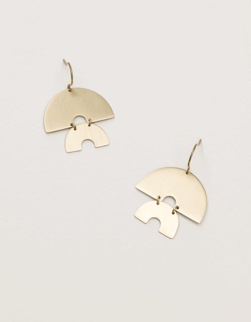 YEWO Zuwa Earrings