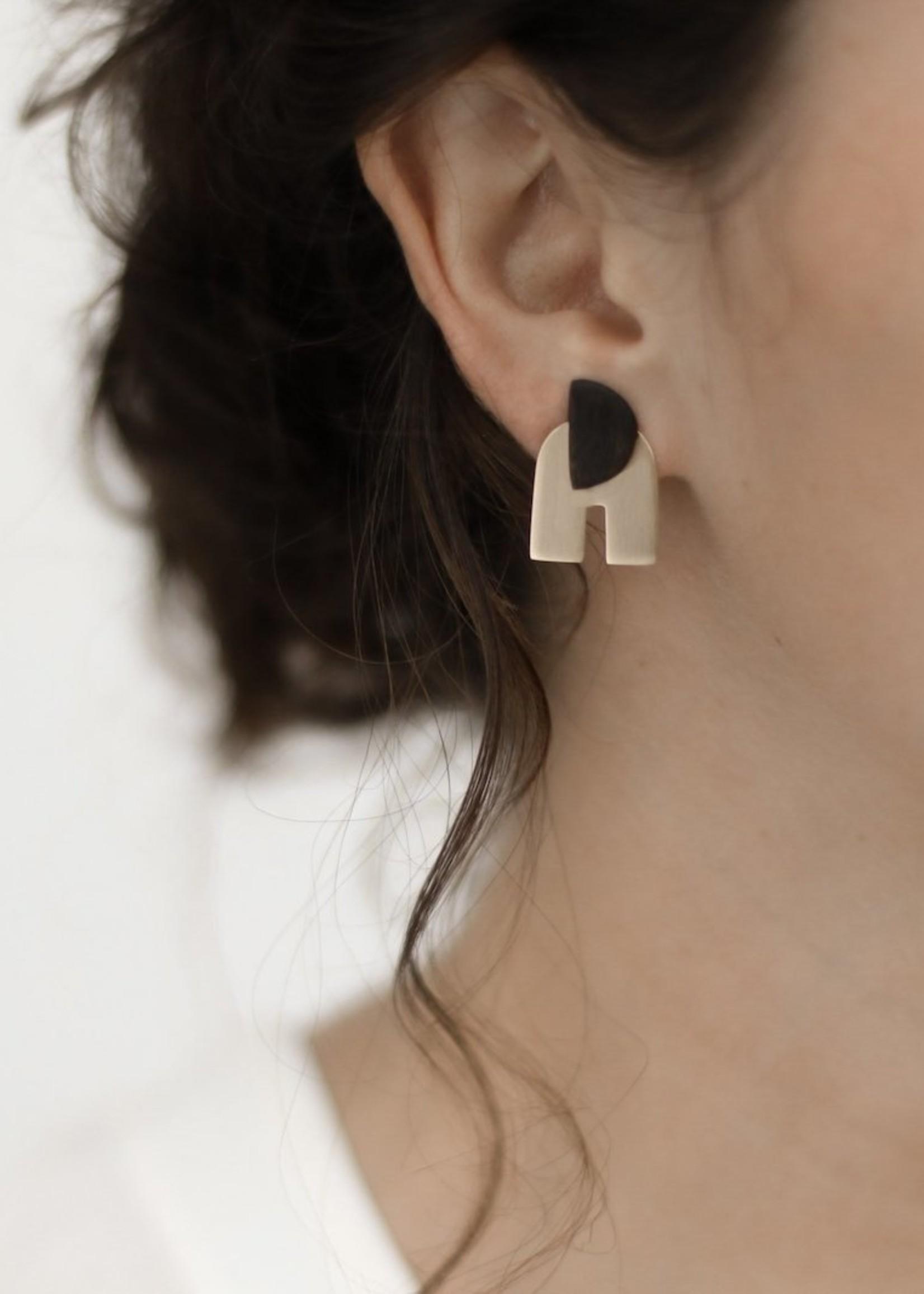 YEWO Pachoko Earrings