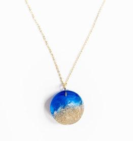 Belart Moon Ocean Necklace