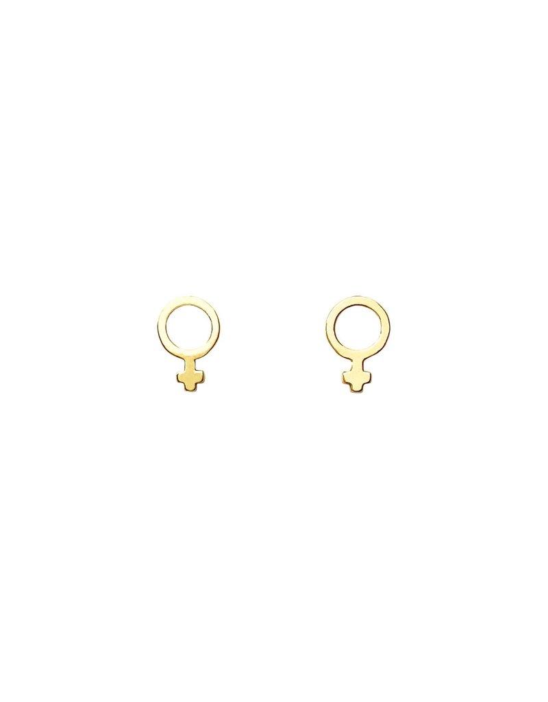 Purpose Jewelry Virtue Stud Earrings