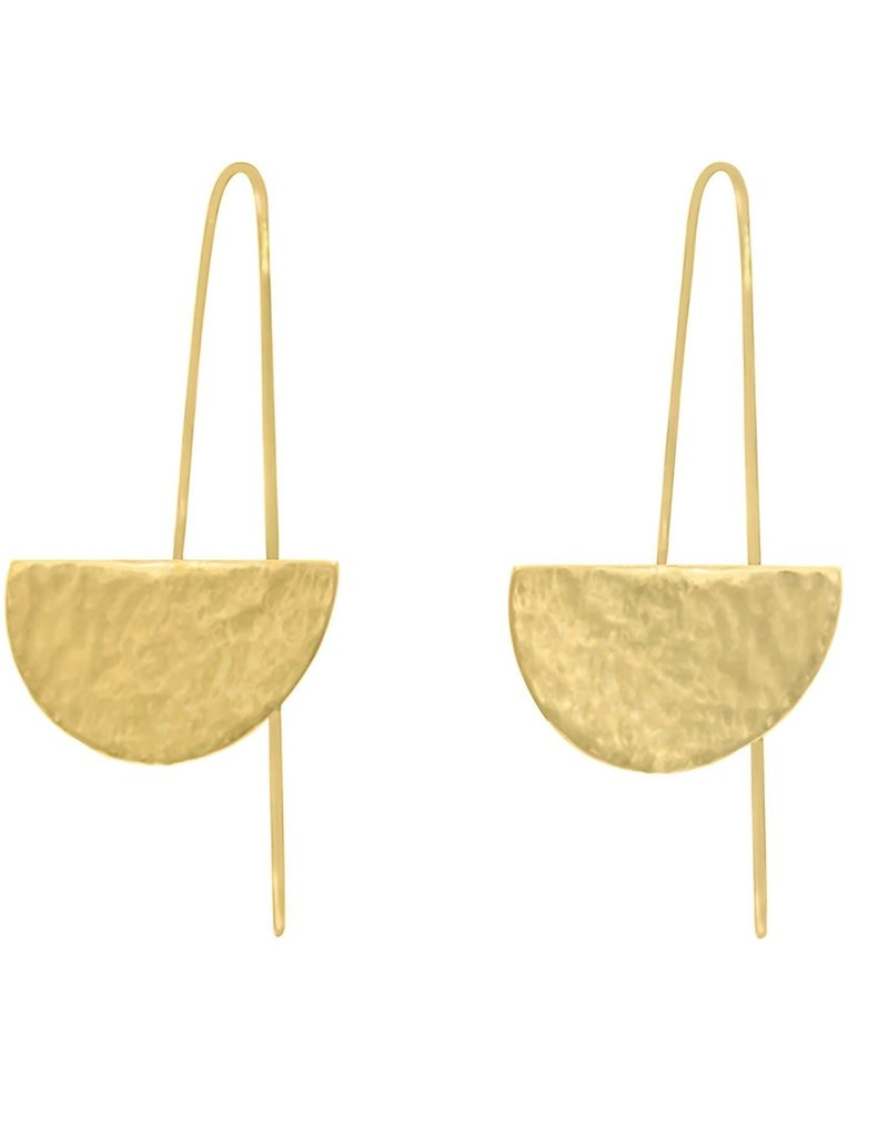 Purpose Jewelry Prima Threader Earrings