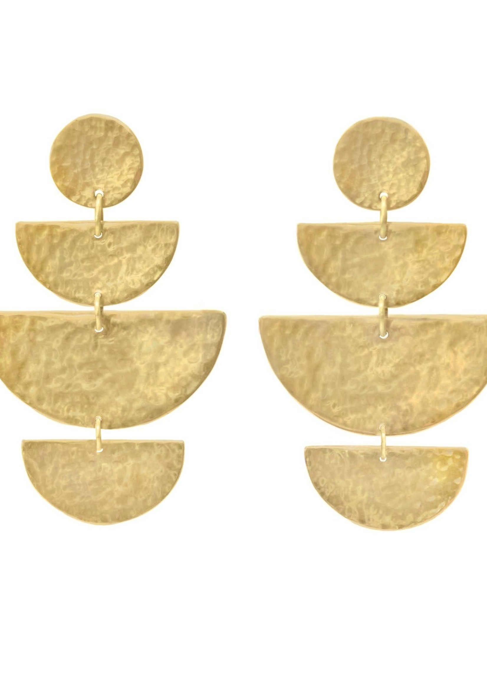 Purpose Jewelry Prima Post Earrings