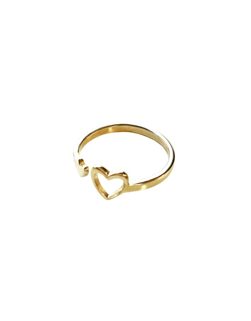 Purpose Jewelry Miracle Heart Ring