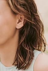 Purpose Jewelry Rise Stud Earrings