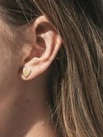 Purpose Jewelry Miracle Heart Stud Earrings
