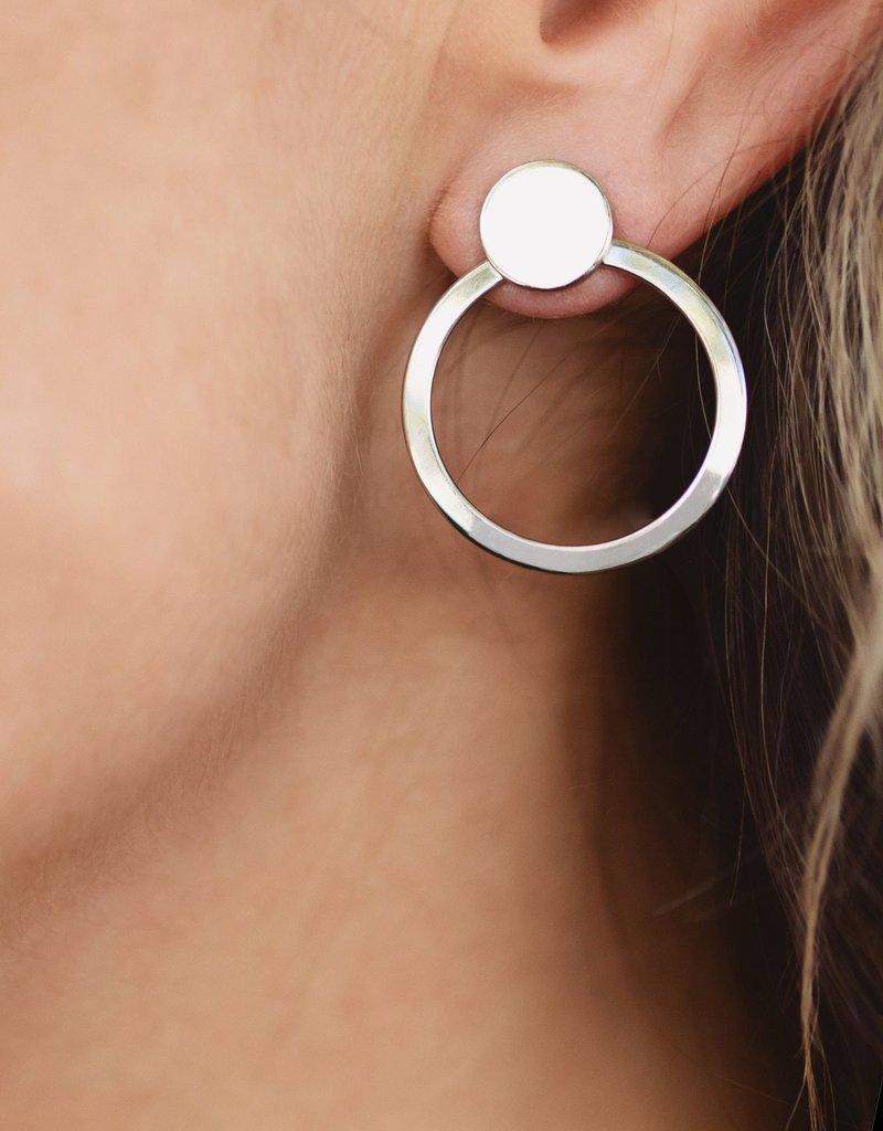 Purpose Jewelry Modern Post Earrings