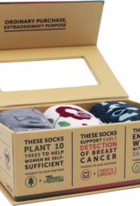 Box of Socks That Fight For Her (women's)