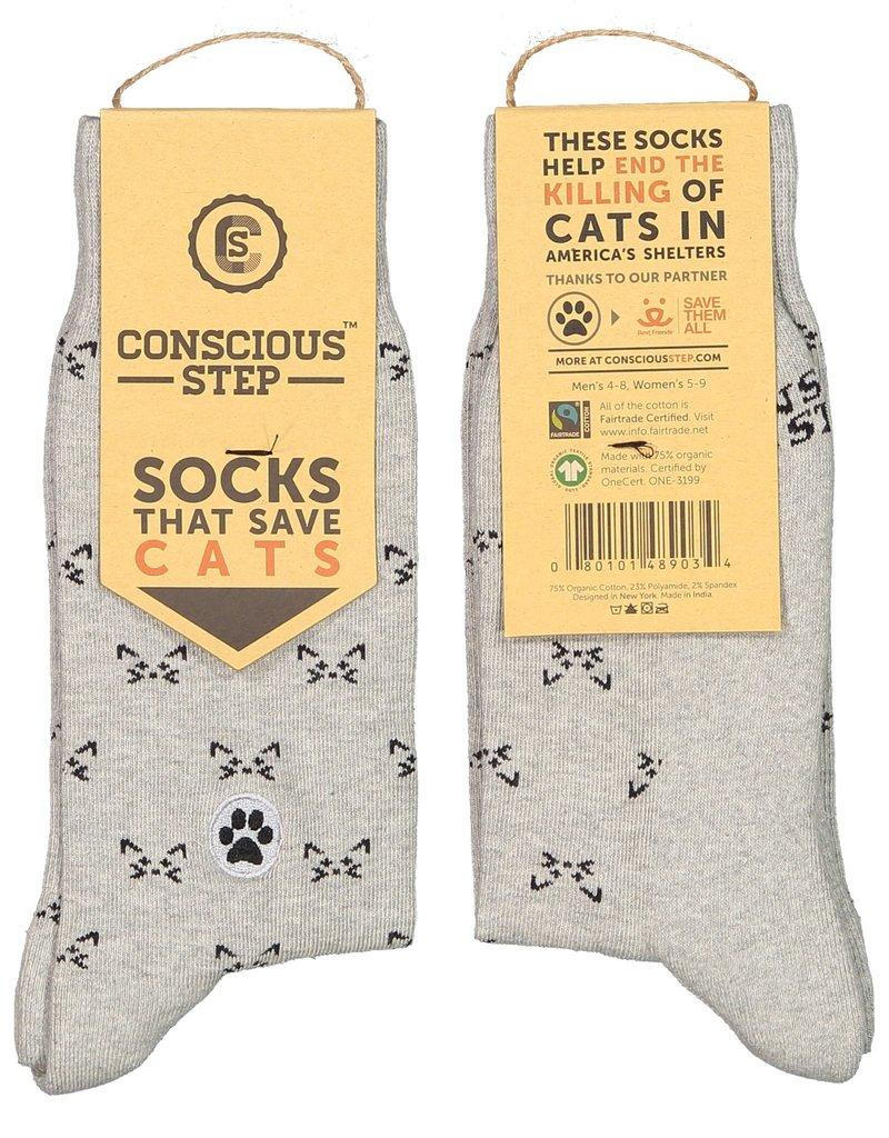 Socks That Save Cats (men's)