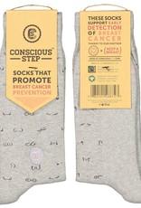 Socks That Help Prevent Breast Cancer (men's)