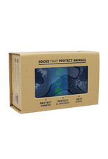 Box of Socks That Protect Animals (men's)