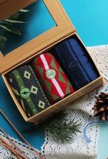 Holiday Box of Socks (men's)