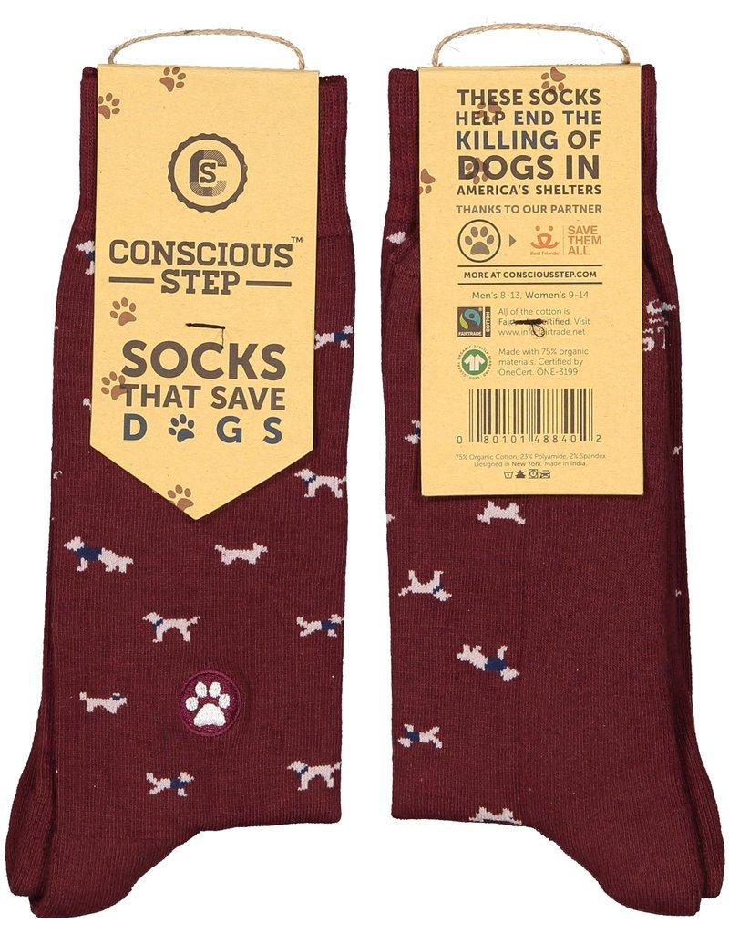 Socks That Save Dogs (men's)
