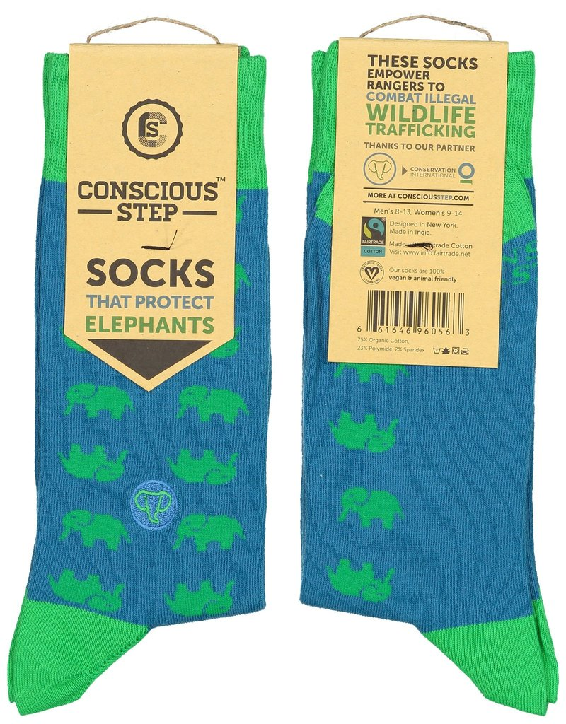 Socks That Protect Elephants  (men's)