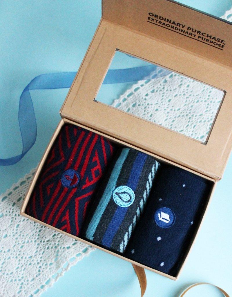 Essential Box of Socks (men's)