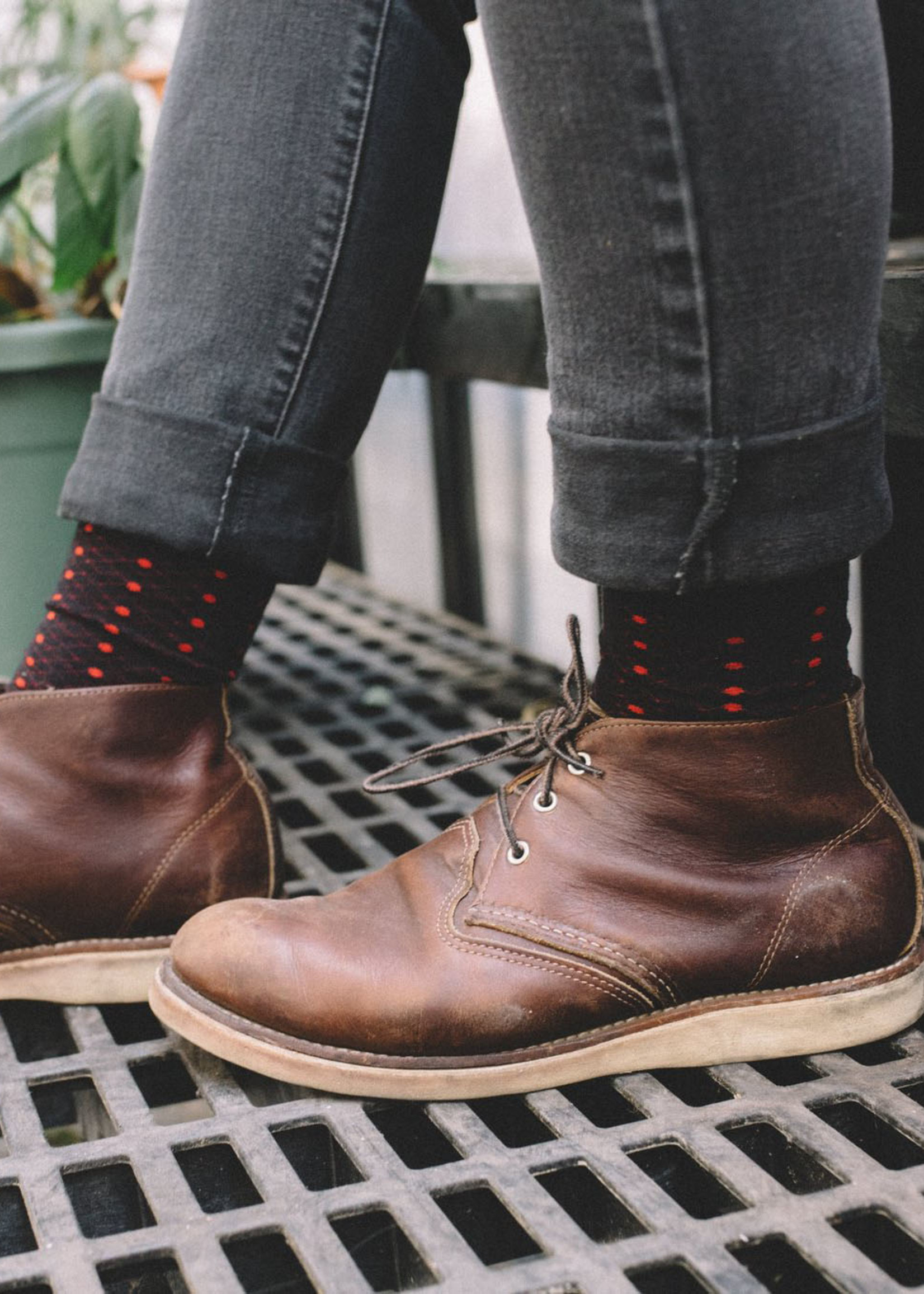 Conscious Step Women's Socks That Provide HIV Treatments [black]