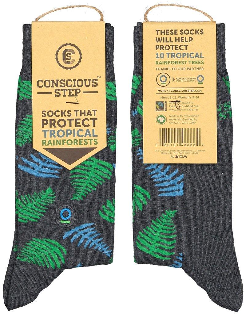 Socks That Protect The Rainforest (women's)