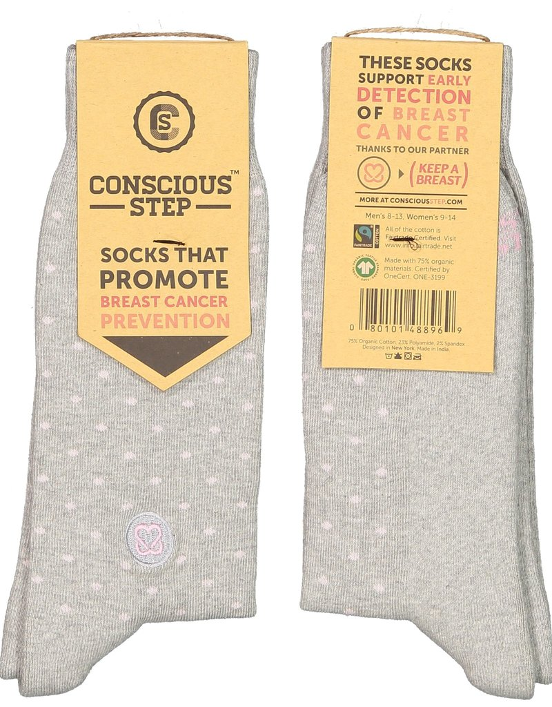 Socks That Help Prevent Breast Cancer (women's)