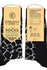 Socks That Protect Giraffes (women's)