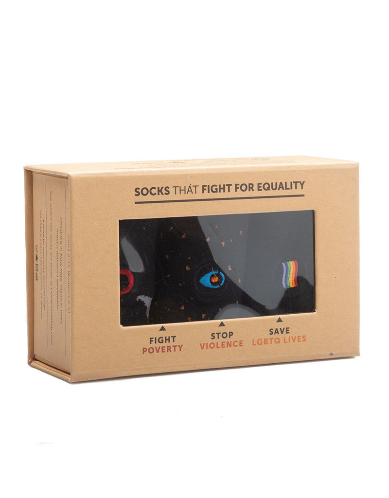Box of Socks That Fight for Equality (women's)