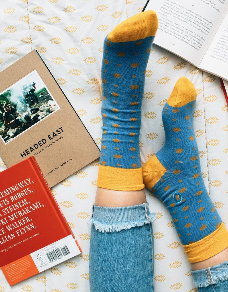 Socks That Give Books (women's)