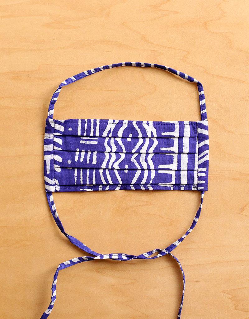Global Mamas Batik Face Mask