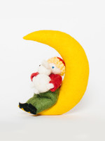 Craftspring Man On the Moon Ornament
